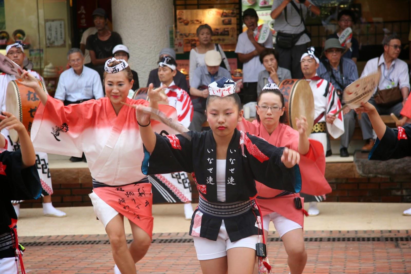 南越谷阿波踊り 2014年8月24日