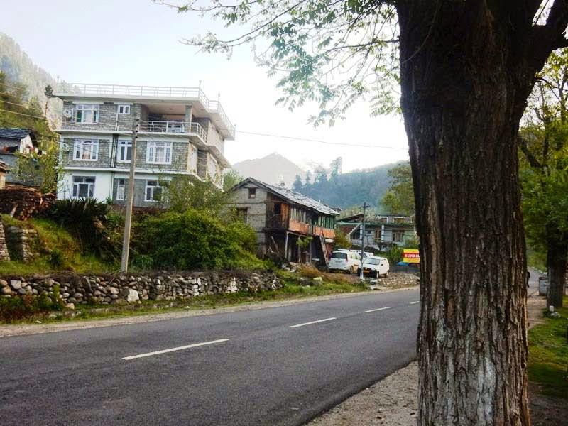 Hotel Sunrise Manali Exterior