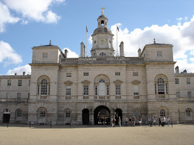 The Horse Guards building