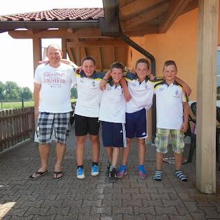 Vereinsmeisterschaften 2013 Bambini
