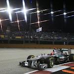 Michael Schumacher Mercedes W03