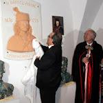 Kádár Ferenc leleplezi az emléktáblát