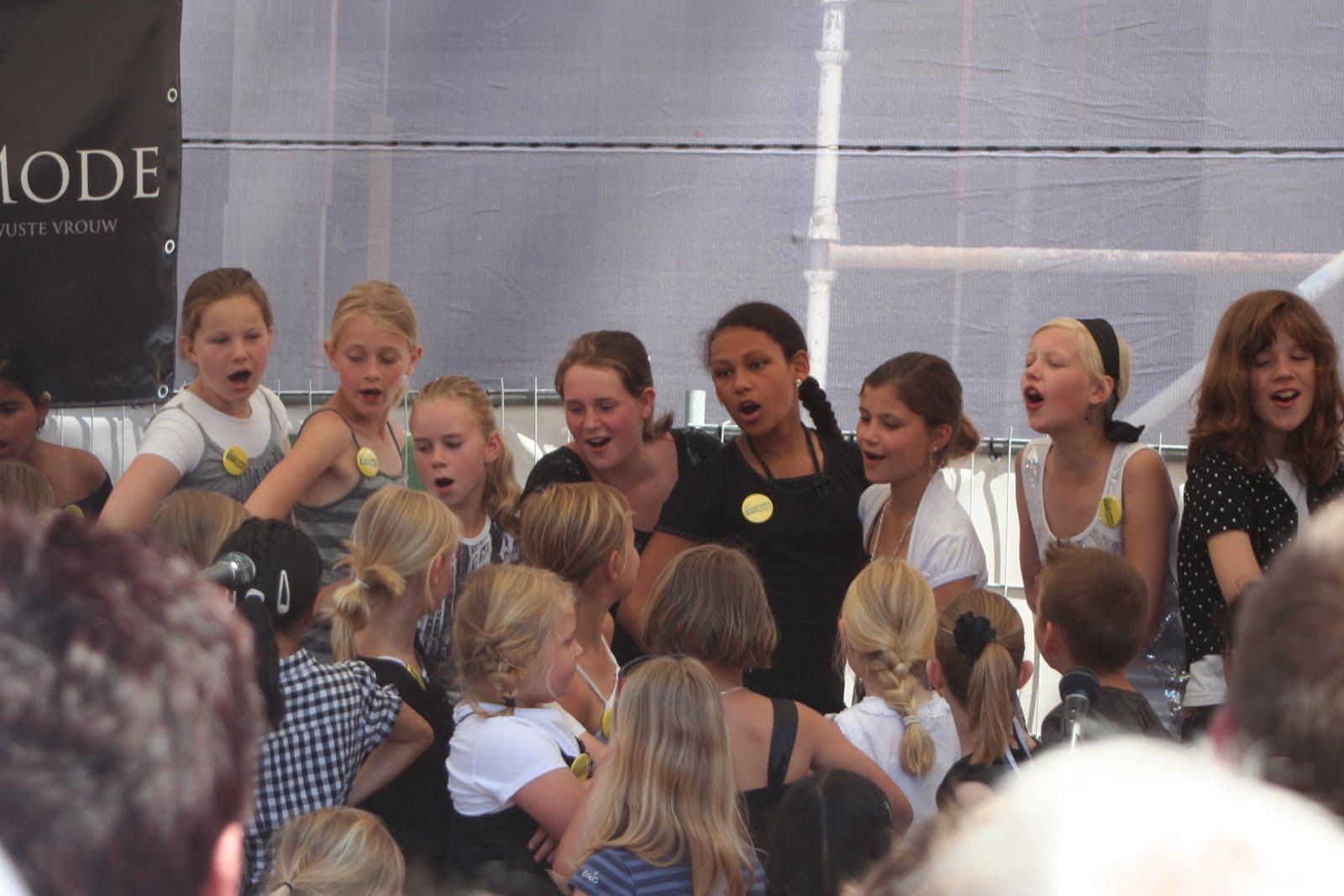 Kinderkoren Muziekschool Hengelo