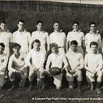 Crescent College Senior Cup Team 1955-56