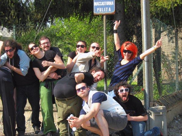 Vespalloza - 2007-04-14 Corno Vecchio