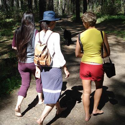 Слева направо: Алена, Зара и Оксана.