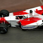 Allan McNish, Toyota TF101