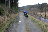 Rough track to Malmedy