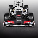 Sauber C31 Ferrari front