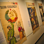 One of the few WW2 posters sent to Canberra was about liberation of Tallinn