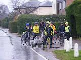 On the John Snuggs Memorial ride, near Manningtree