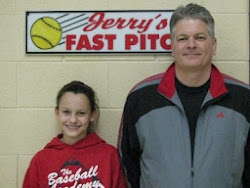 Alaina and her father Dr. Jim Montgomery from Greensburg, PA