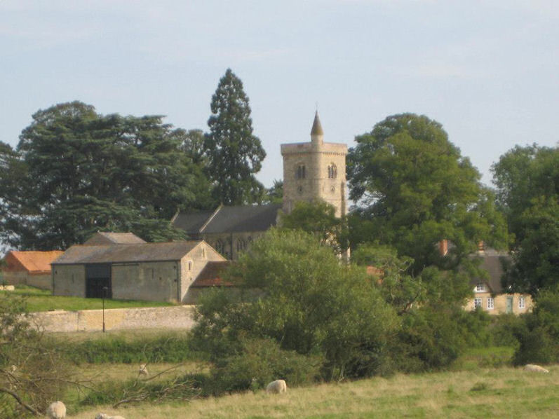 Calverton Church