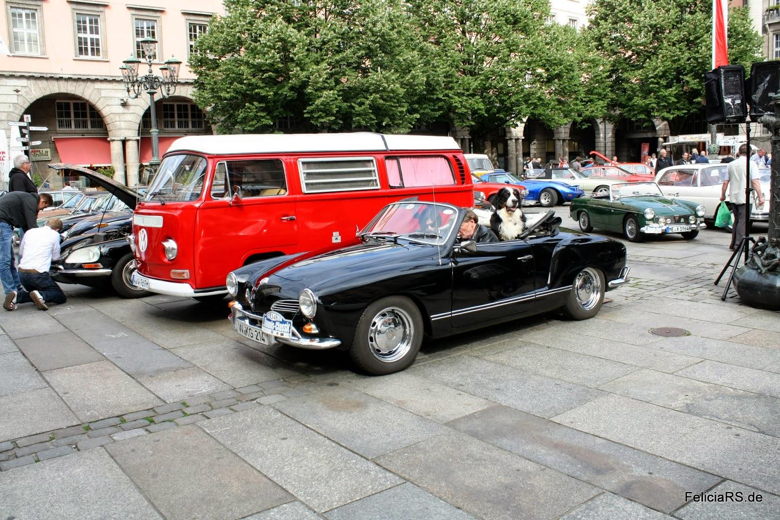 VW Karmann Giha Cabrio 1968