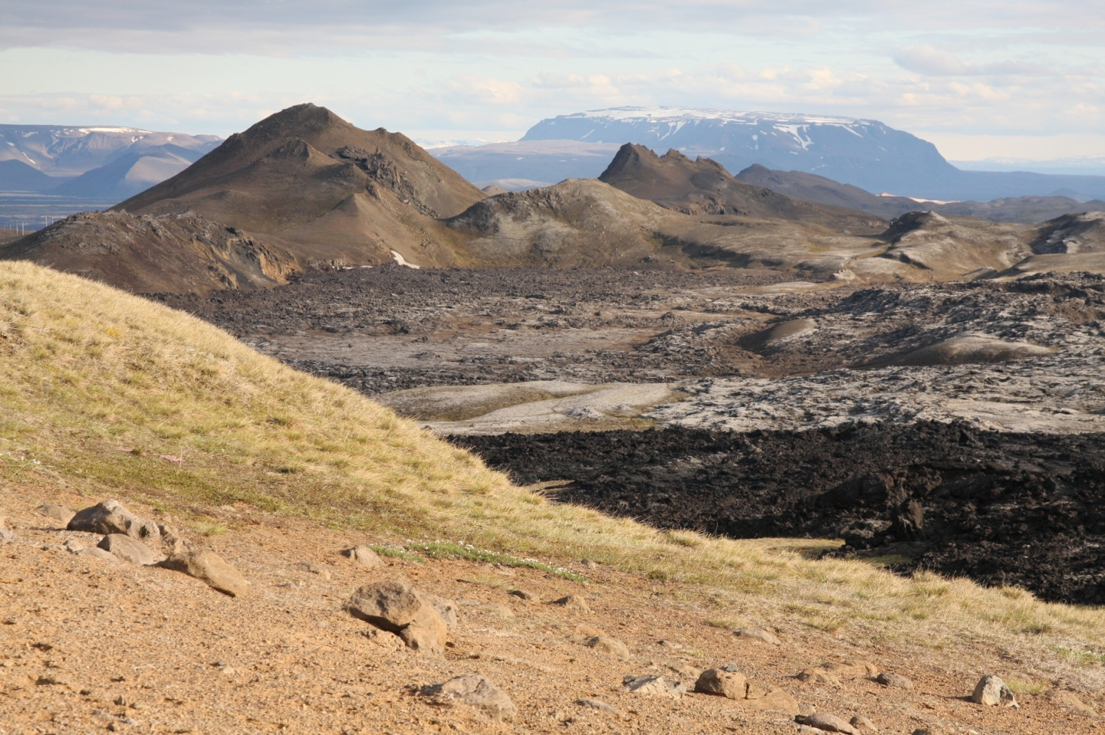 Krafla is well worth visiting Iceland! :-)