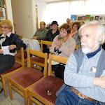 H. Duray Éva és Böszörményi István a közönség soraiban