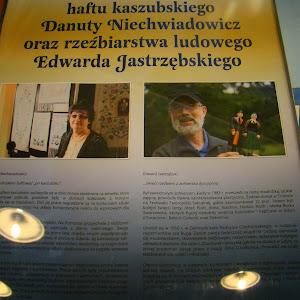 2014 rok - Wystawa Danuty Niechwiadowicz i Edwarda Jastrzębskiego