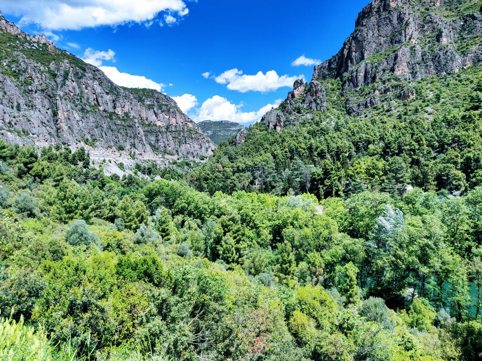 Valle del río Segre
