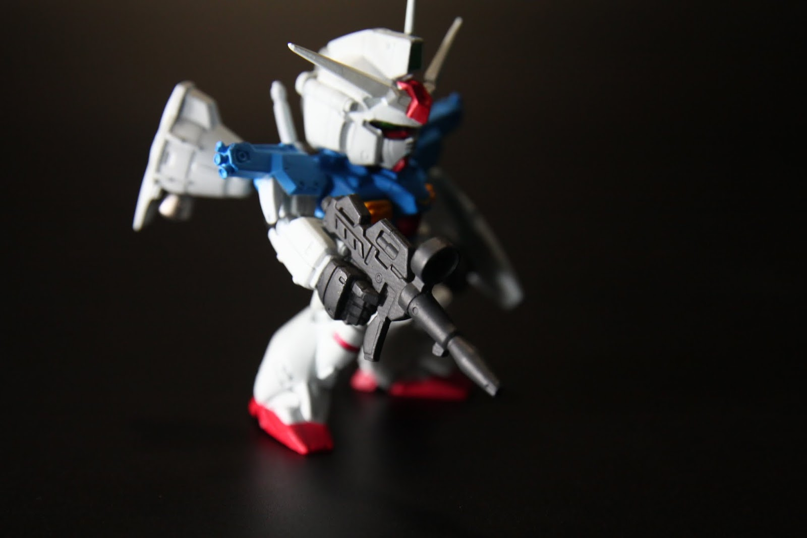 制式的光束步槍