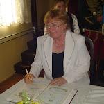 Szabó Olga polgármester asszony