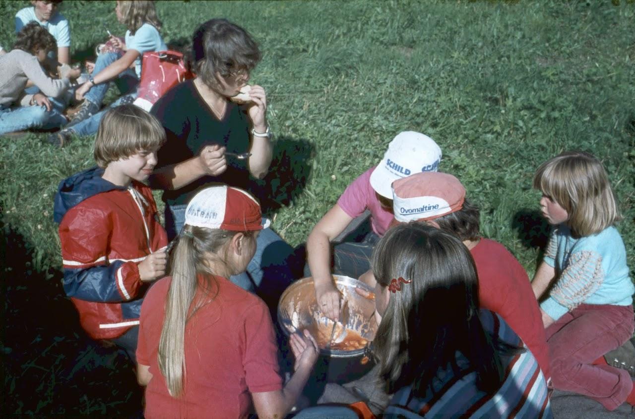 1981 Sommerlager JW - SolaJW81_024