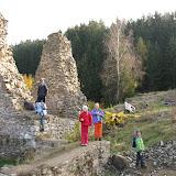 Na zřícenině hradu Rokštejn (3)