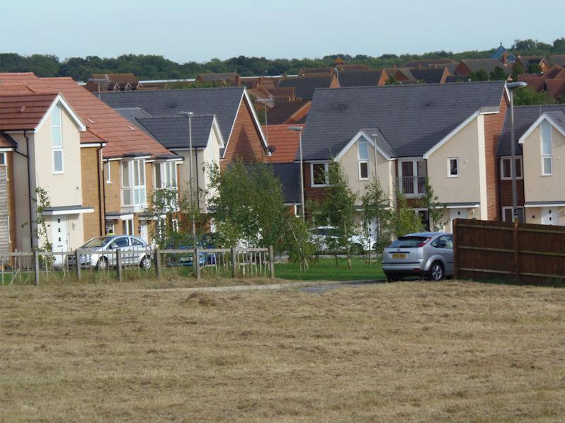 Oxley Park Houses