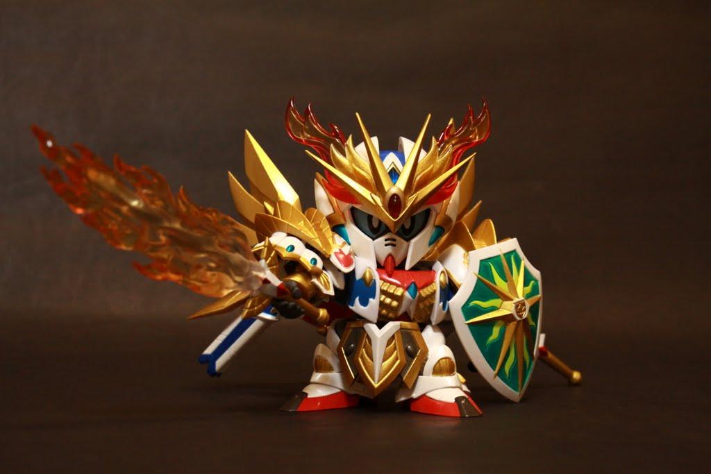 既然是灼熱騎士了,武器燃燒也是合情合理的啊!