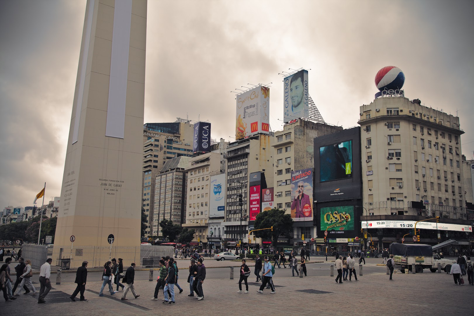 Los Porteños, as Buenos Aires residents are called