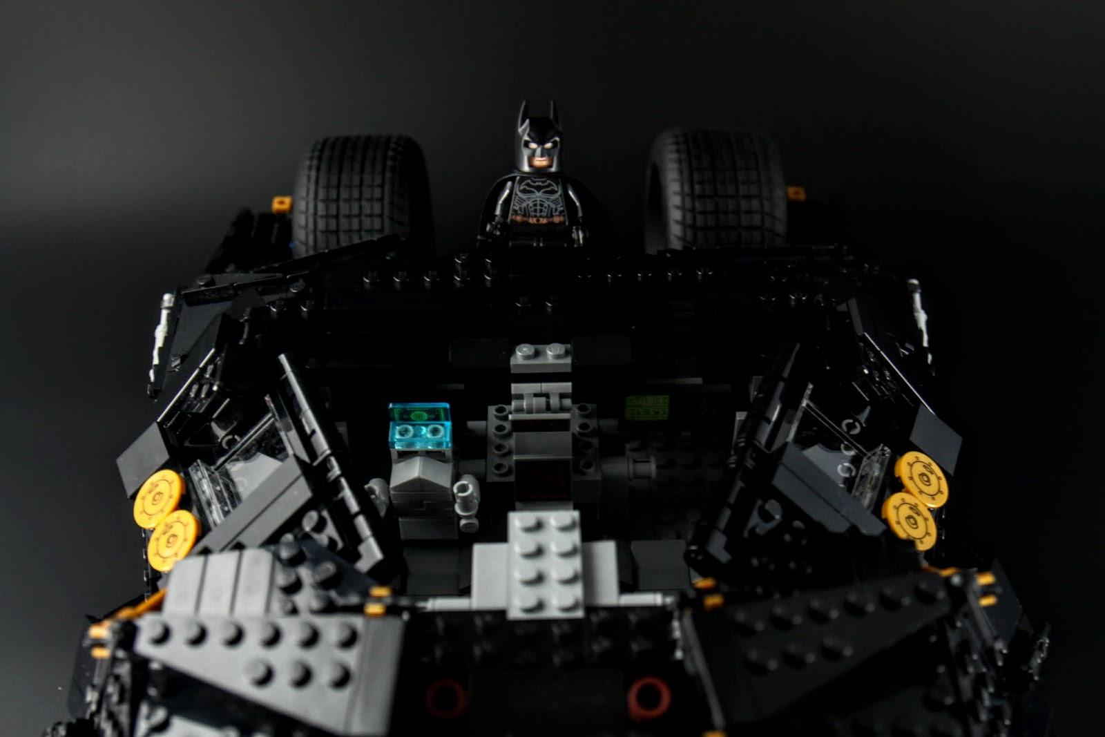 跟樂高蝙蝠俠比較一下