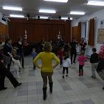 A táncházra sok gyermek eljött