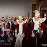 Gemeinsamer Gottesdienst der Pänz von BStC und Ehrengarde