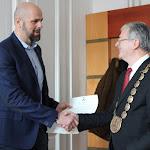 Gergely István hálás szívvel köszönte meg a díjat