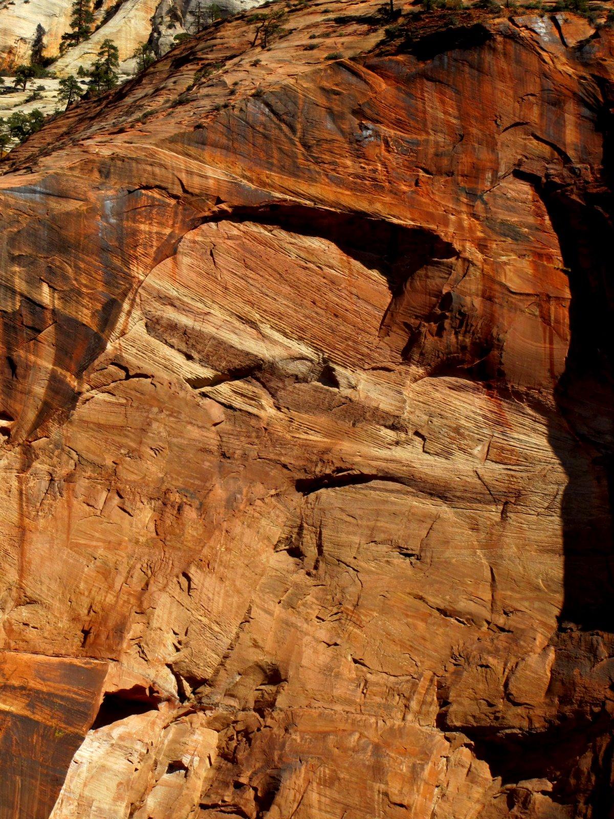 Vörös sziklák  Red rock