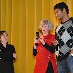 Adeline Stern en présence de la réalisatrice Barbara Ern pour son film