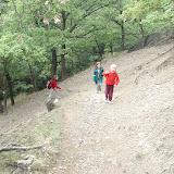 Vypravili jsme se tedy do Kunratického lesa, na Nový hrádek.