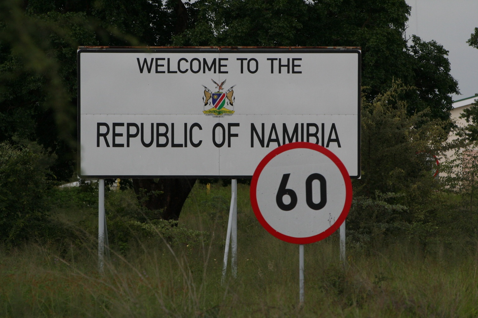 See you later, Namibia!