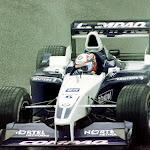 Juan Pablo Montoya, Williams FW23 BMW