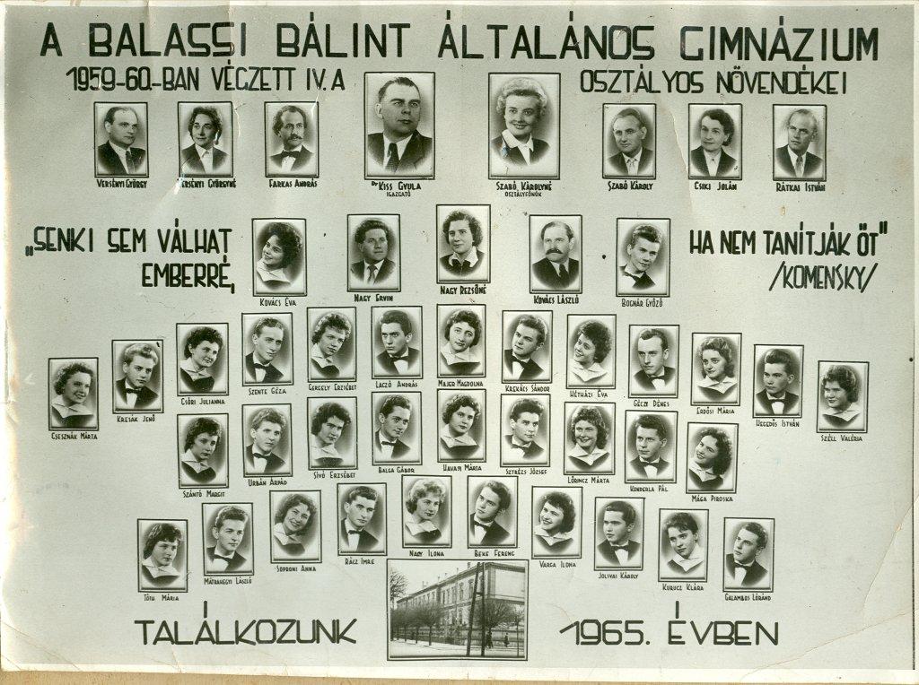 1960 - IV.a
