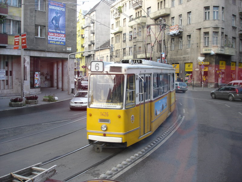 I never went on the trams but they were from another generation