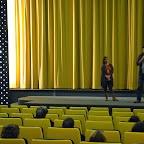 Adeline Stern et Jean-Stéphane Bron, réalisateur.