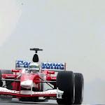 Allan McNish Toyota TF102