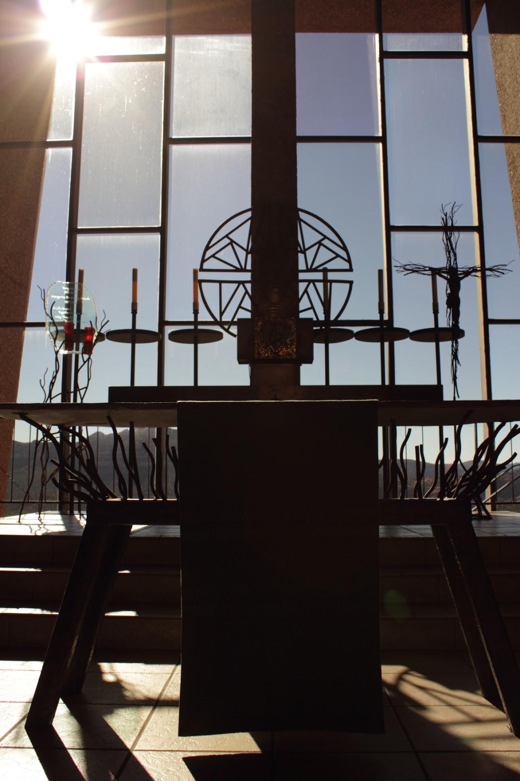 Chapel Of The Holy Cross - Sedona