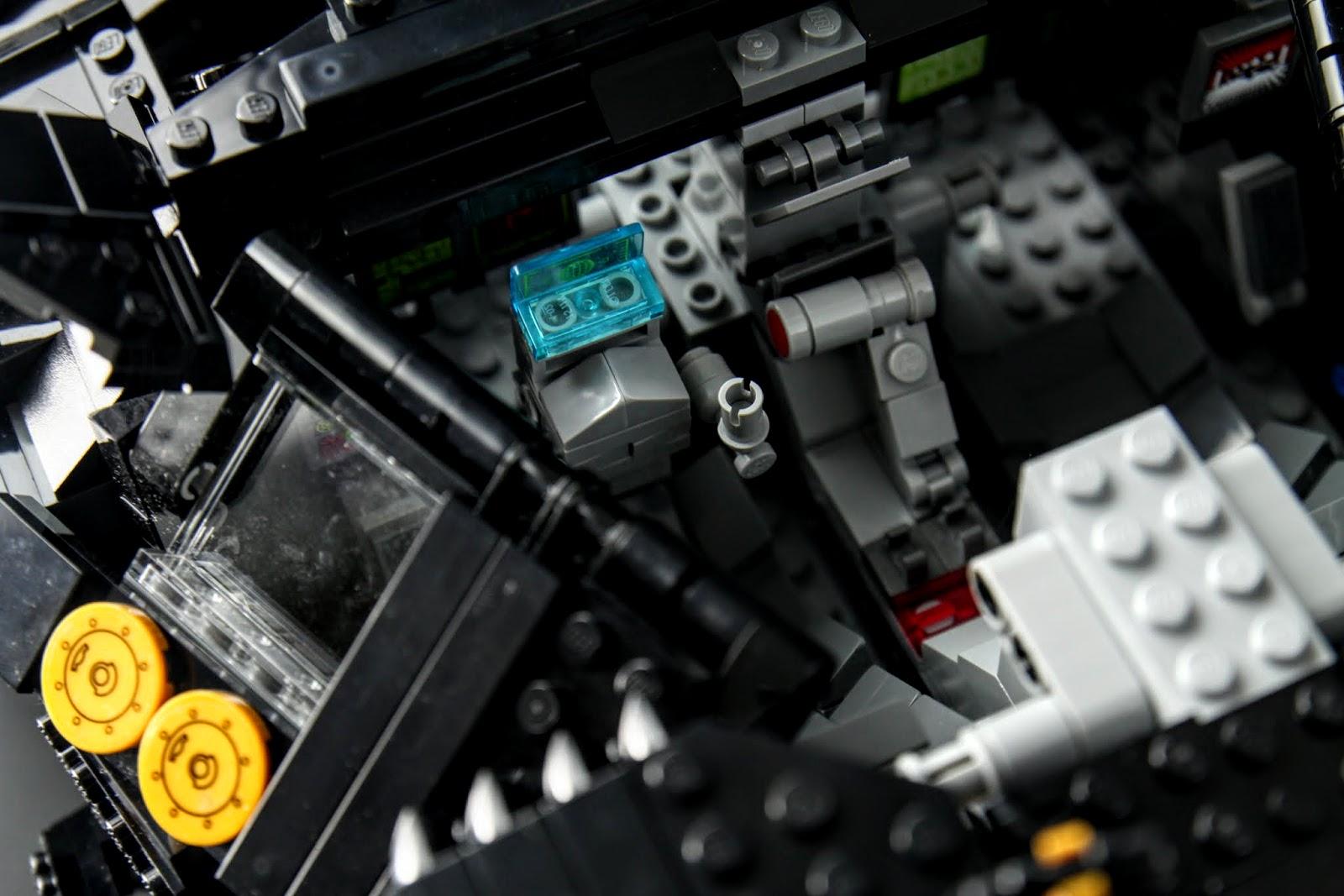 無論是操作桿、渦輪控制器、儀表板都有做出來