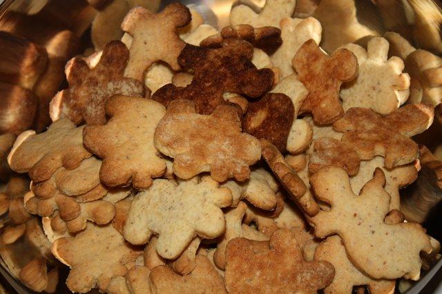 ESG Weihnachtsbäckerei WiSe 2009