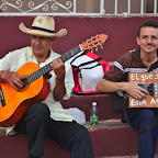 Cubans play a lot of music