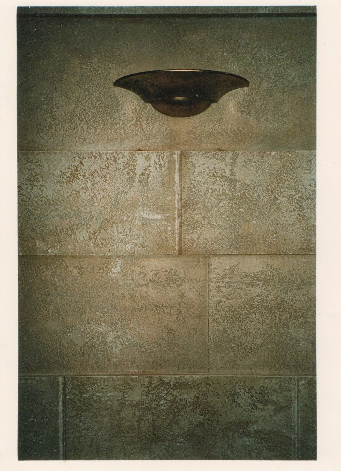 stucco relief
