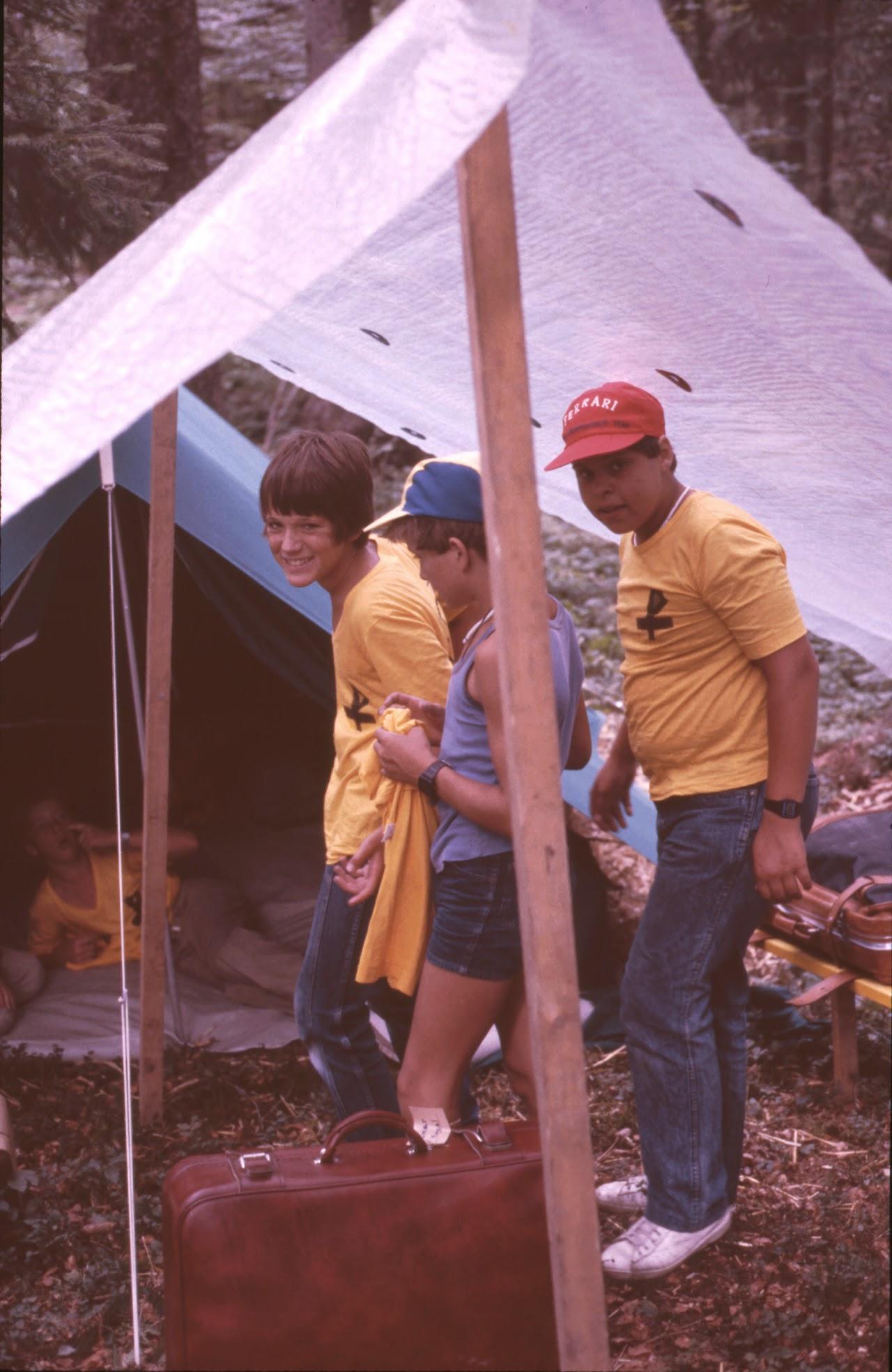 1985 Sommerlager - Sola85_322