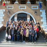 8 aprilie 2014 - Ucenici în atelierul maestrului Ion Irimescu