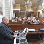 Lupták György, a Magyarországi Evangélikus Egyház Missziós Bizottságának elnöke